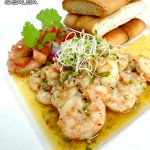 GAMBAS AL AJILLO (SPANISH GARLIC PRAWNS)