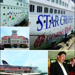 COMPLIMENTARY ROYAL HIGH TEA ONBOARD STAR CRUISES SUPERSTAR LIBRA FOR HWAJING TRAVEL & TOURS' PASSENGERS