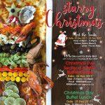 STARRY CHRISTMAS PROMOTION 2017 AT STRAITS CAFÉ & LOUNGE @ IXORA HOTEL PERAI PENANG