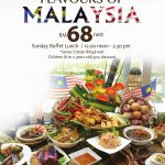 FLAVOURS OF MALAYSIA SUNDAY BUFFET LUNCH PROMOTION 2018 AT SWEZ BRASSERIE @ EASTIN HOTEL PENANG