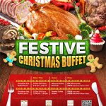 A DELICIOUS CHRISTMAS BUFFET FIESTA 2018 AT LEXIS SUITES PENANG