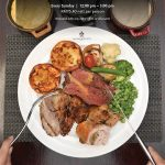 EAT ALL YOU CAN SUNDAY ROAST AT PLANTERS LOUNGE (VICTORY ANNEXE) @ EASTERN & ORIENTAL HOTEL PENANG