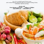 SELERA KAMPUNG BUFFET DINNER PROMOTION 2019 AT GARDEN CAFE @ GOLDEN SANDS RESORT PENANG