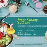 JAZZY SUNDAY BRUNCH BUFFET AT JAZZ FEAST RESTAURANT @ JAZZ HOTEL PENANG