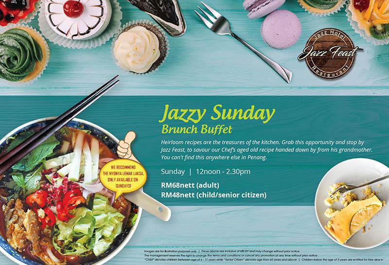 Brilliant Jazzy Sunday Brunch Buffet At Jazz Feast Restaurant Jazz Interior Design Ideas Gresisoteloinfo