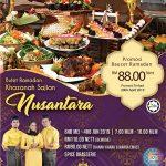 KHAZANAH SAJIAN NUSANTARA RAMADAN BUFFET DINNER @ THE LIGHT HOTEL SEBERANG JAYA PENANG