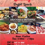 SUNDAY BUFFET LUNCH AT KOPITIAM @ BAYVIEW HOTEL GEORGETOWN PENANG