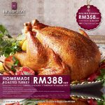 CHRISTMAS 2019 & NEW YEAR 2020 PROMOTIONS AT HOMPTON BY THE BEACH PENANG
