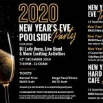 2020 NEW YEAR EVE PROMOTIONS @ HARD ROCK HOTEL PENANG