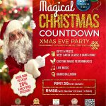 MAGICAL LAND CHRISTMAS BUFFET FIESTA 2019 AT LEXIS SUITES PENANG