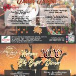 CHRISTMAS EVE 2019 & 2020 NEW YEAR EVE BUFFET DINNER AT KOPITIAM @ BAYVIEW HOTEL GEORGETOWN PENANG