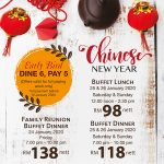 HENG ONG HUAT CHINESE NEW YEAR 2020 PROMOTIONS AT SWEZ BRASSERIE @ EASTIN HOTEL PENANG