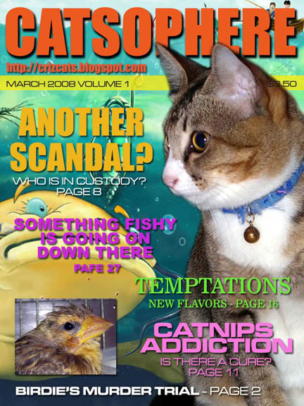 CATSOPHERE VOLUME 01